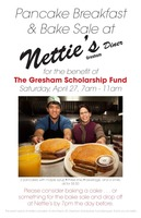 Gresham Scholarship Fund Pancake Breakfast